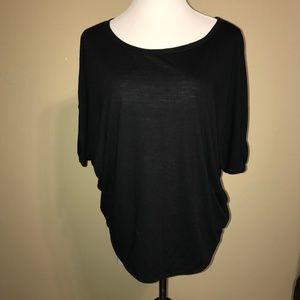 Flowy Dolman Sleeve Shirt